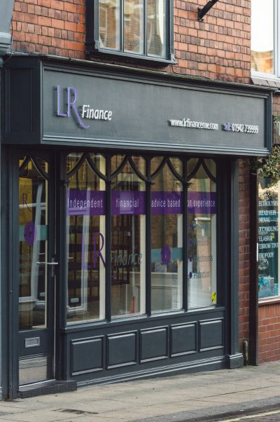 LR Finance Office, 30 Hallgate, Wigan