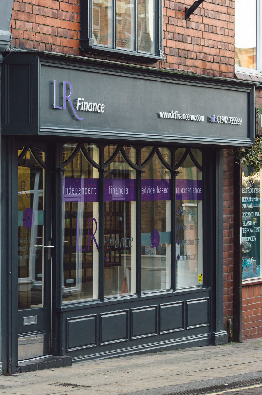 LR Finance Office, 30 Hallgate, Wigan